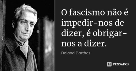 FascismoRolandBarthes